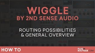 2nd Sense Audio Wiggle | Plugin Tutorial Review of Features
