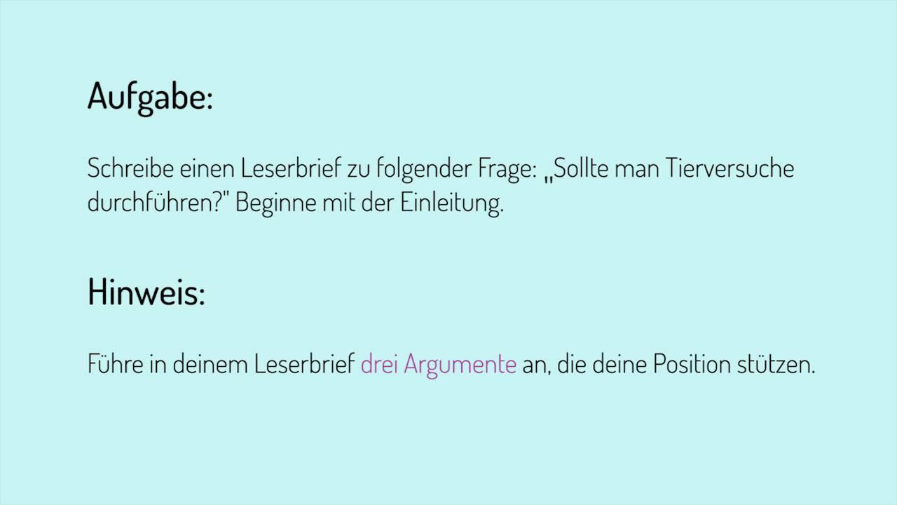 Modelo De Leserbrief Auf Deutsch Bewerbung 6