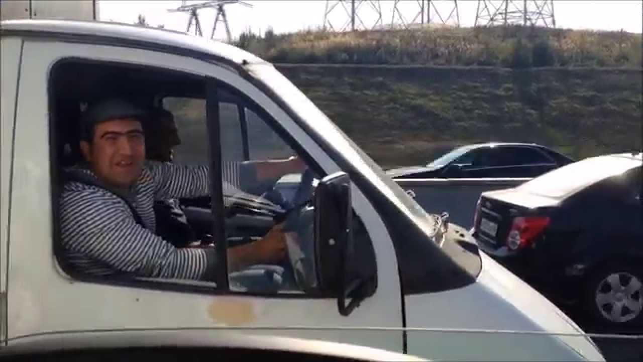 Багажник на ГАЗ-2705/2752/3221 (russ-artel.ru) - YouTube