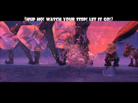 Frozen Heart Lyrics  Frozen HD