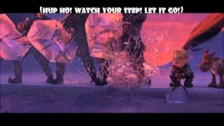 frozen heart lyrics frozen hd