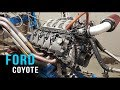 Ford Coyote V8 Crate Engine Dyno Test