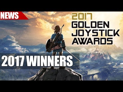 Golden Joystick Awards 2017 | Winner of Game of the Year & More
