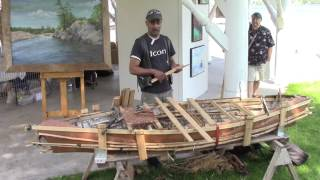 John Harrison Canoe Lecture   Orillia Boat and Cottage Show 2016
