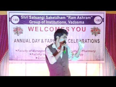 Shri Satsangi Saketdham Ram Ashram Group of Institutions , Vadasma , Mehsana, Gujarat