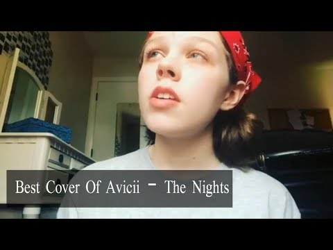 Best Covers Singing Of The Nights - Avicii