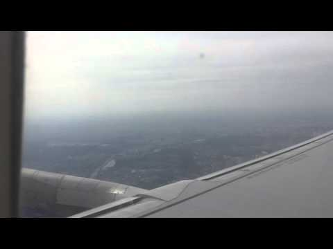 Departing from Moscow to Tallin (SVO - TLL) on Aeroflot A320 (VP-BQV)