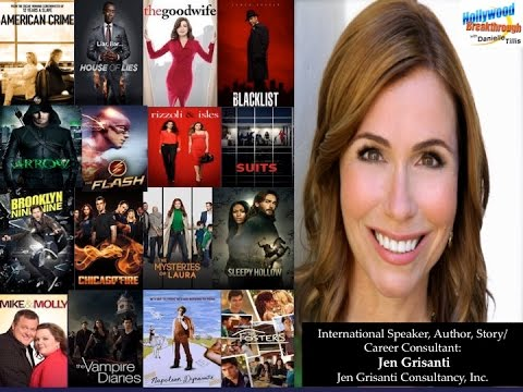 Interview with Jen Grisanti - Story / Career Consultant |  Blogger for The Huffington Post |  Author