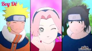 Cám Ơn Vì Tất Cả remix | Naruto (MV) Full HD