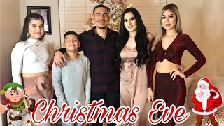 The Aguilars Christmas Eve!!!