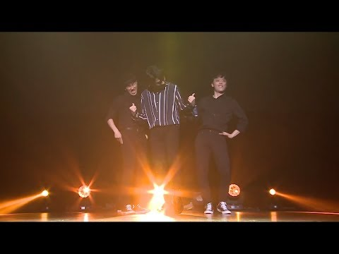 Kasper 0524 Kim Taewoo 캐스퍼 김태우 170819 1MILLION 1ST CONCERT: UP ALL NIGHT ( FULL CUT )