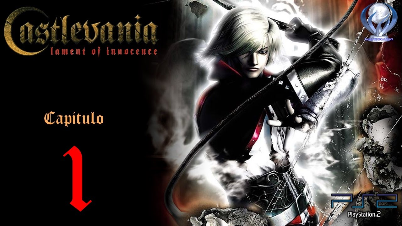 castlevania lament of innocence ps2 iso español