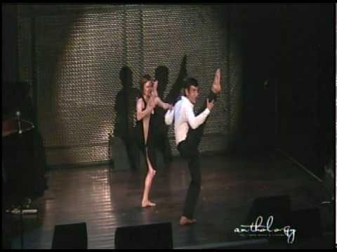 """Cabaret Dances"" 2010, San Diego Dance Theater.dv"
