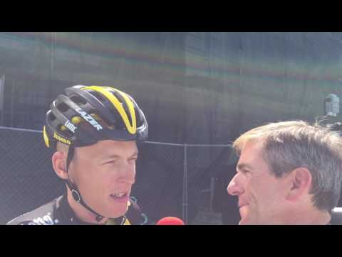Robert Gesink (LottoNL-Jumbo) Interview