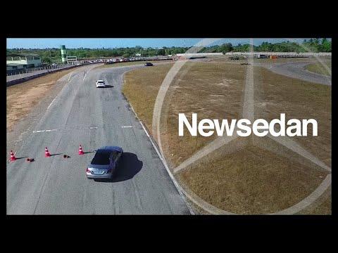 Qual é a New? Newsedan, a nova concessionária Mercedes-Benz de Recife