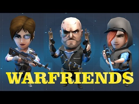 New iOS and Android Strategy Game, War Friends, Warning VERY ADDICTIVE