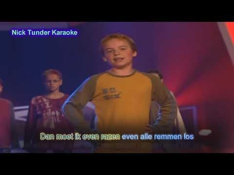 Kinderen voor kinderen 25 - een doodgewone jongen Karaoke
