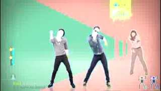 Blurred Lines - Robin Thicke ft. Pharrel Williams - Just Dance 2014 - Wii U Fitness