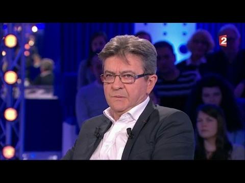 Jean-Luc Mélenchon - On n'est pas couché 11 mars 2017 #ONPC