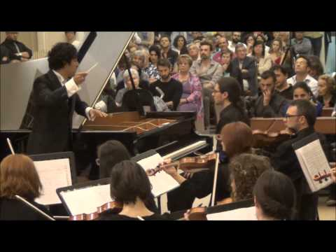 F.Liszt Concerto n.°1 in mi bem. magg. Conservatorio Monopoli