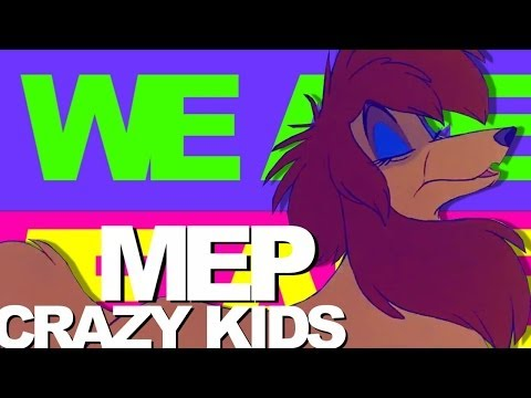 Animash MEP | Crazy Kids | Ke$ha