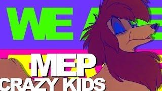 Animash MEP | Crazy Kids | Ke$ha