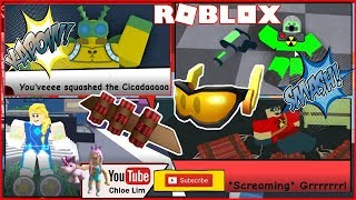Roblox Heroes of Robloxia! How to Get Overdrive's Goggles & Dynamo's bandolier! Event! Loud Warning!
