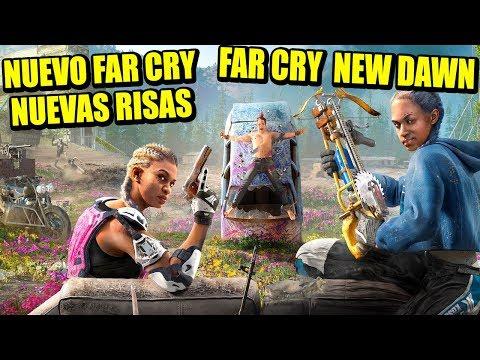 PROBANDO EL NUEVO FAR CRY NEW DAWN | Gameplay Español thumbnail