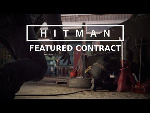 HITMAN - Featured Contract: The Colorado Quartet - 0:40 SA