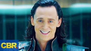 10 Times Loki Was Actually A Pretty Chill Guy