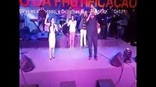 Cassiane e Anderson Freire - Todo Poderoso (09/ 03/ 2015)