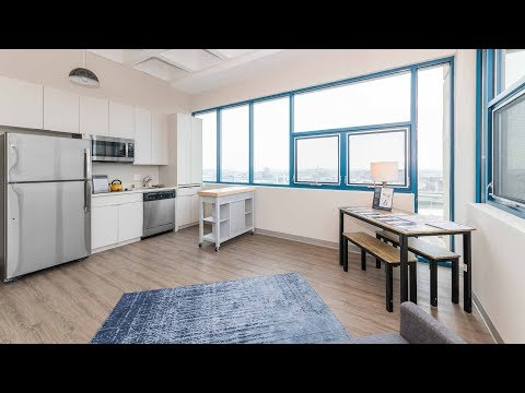 A Sunny Corner One-bedroom In Downtown Milwaukee Near Marquette