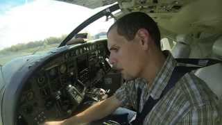 Flying the Cessna Caravan