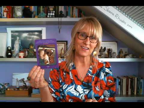 Pisces Life Purpose, Money & Career October, November, December 2017 Tarot Reading by Sloane Rhodes