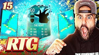 YES! I GOT THE GOAT!! #FIFA20 Ultimate Team Road To Glory #15