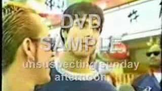 BACKSTREET BOYS - FIRST VISIT TO JAPAN 1996