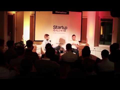 Kristofer Arwin (Pricerunner / Testfreaks) at Startup Grind Stockholm
