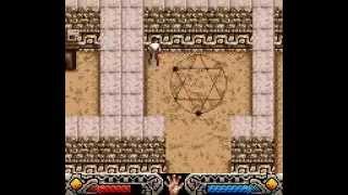 Nintendo GBC INDIANA JONES The Infernal Machine Level II Part 1