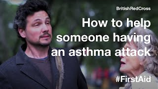 First Aid: Asthma