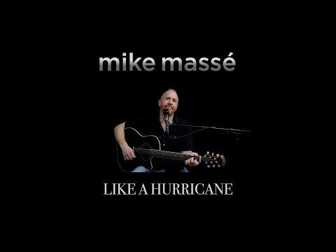 Like a Hurricane acoustic Neil Young   Mike Massé