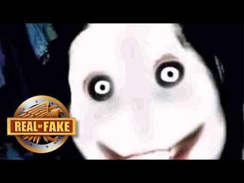 JEFF THE KILLER  Real or Fake?