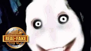 JEFF THE KILLER - Real or Fake?