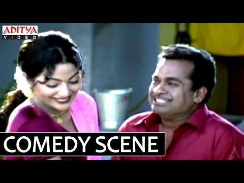 Kshemanga Velli Labanga Randi Comedy Scenes - Kovai Sarala Beating Brahmanandam Comedy