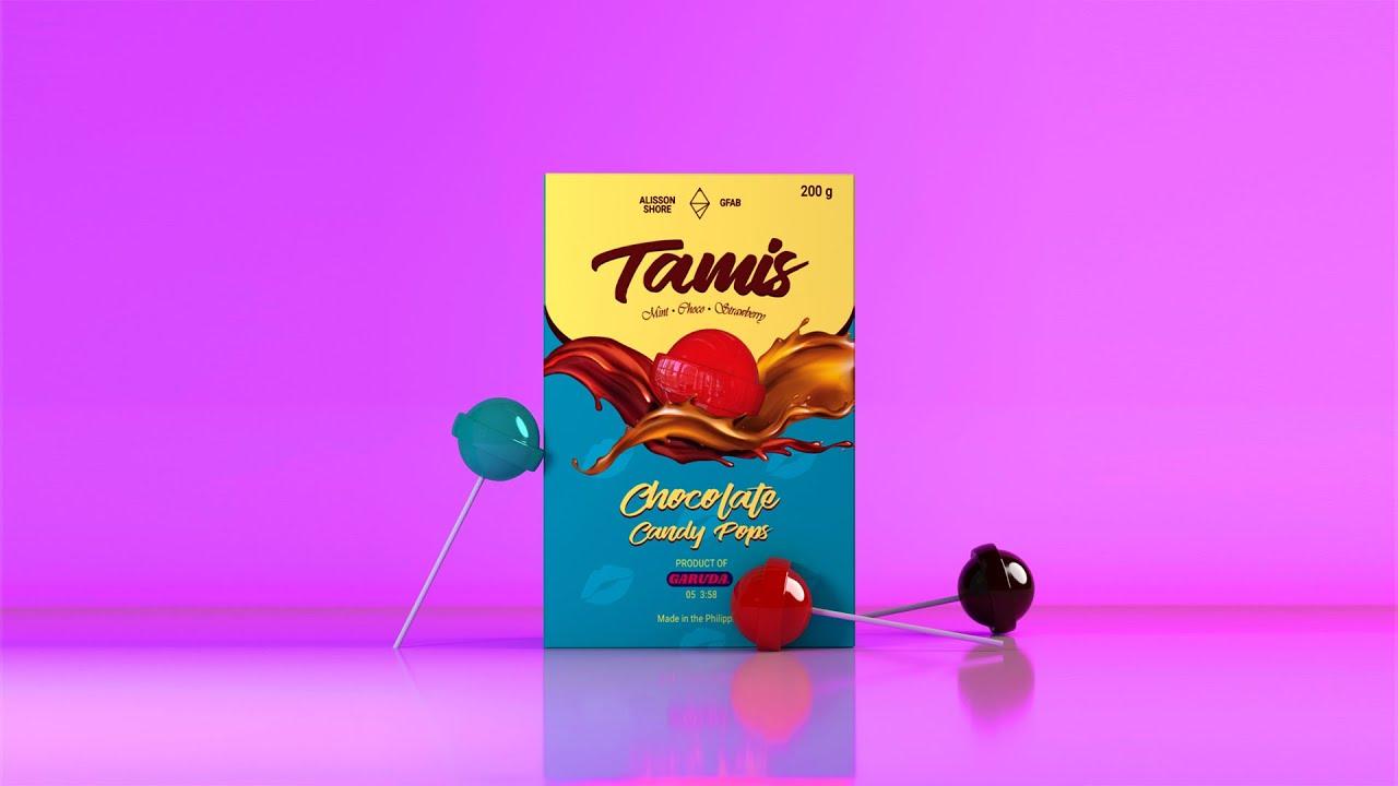 Tamis - Alisson Shore feat. GFAB (Lyric Visual)