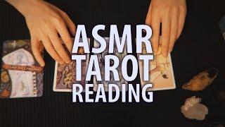 RELAXING ASMR TAROT READING