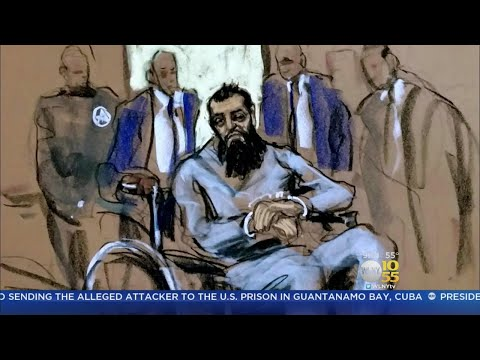 New York Terror Suspect Faces Federal Judge