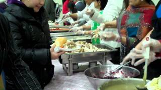 Bissell Centre's New Year's Day Dinner 2012.mp4