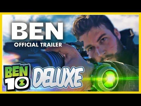 Ben 10 (2018) TRAILER FAN Y OMNITRIX DELUXE | CUAL ES EL MEJOR? #BEN10