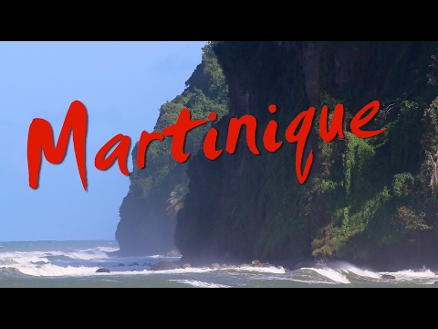Martinique, A Tour Of The Island.