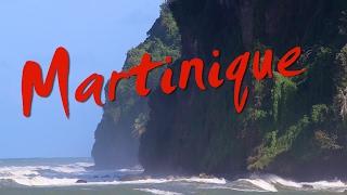 Martinique, A Tour Of The Island.